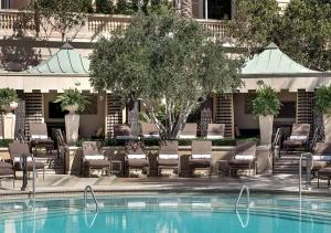 The swimming pool at or near The Palazzo at The Venetian®