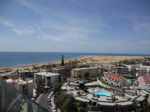 A bird's-eye view of Bohemia Suites & Spa - Adults Only