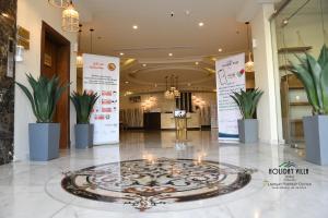 O saguão ou recepção de Holiday Villa Resort Yanbu