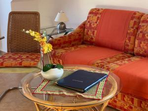 A seating area at Birnbaumhof - Hotel Pension und Ferienwohnungen