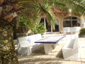 The swimming pool at or near Gabriela Altea