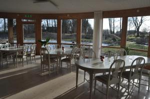 En restaurang eller annat matställe på Sörbys