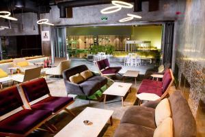 مطعم أو مكان آخر لتناول الطعام في فندق انتركونتيننتال ريجنسي