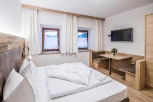 TV/Unterhaltungsangebot in der Unterkunft Apartments Heidenberger Delle Scuole