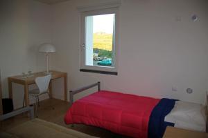 Uma cama ou camas num quarto em Azores Youth Hostels - Santa Maria