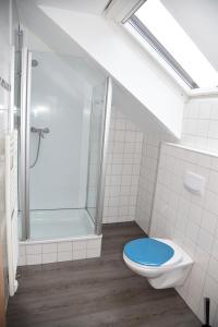 A bathroom at Hostel Alex 30