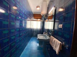A bathroom at Casa Vacanze Salerno Al Corso