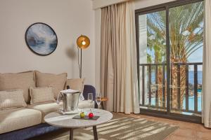 Coin salon dans l'établissement Secrets Lanzarote Resort & Spa - Adults Only (+18)
