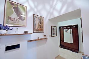 The lobby or reception area at Casa Vacanze Centro Storico