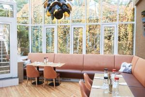 A restaurant or other place to eat at Scandic Berlin Kurfürstendamm