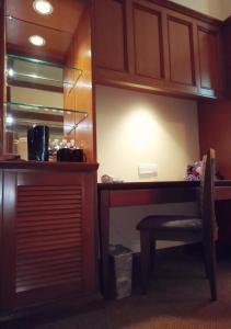 A kitchen or kitchenette at Park Avenue Hotel Sungai Petani