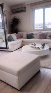 A seating area at DİHA RECIDENS
