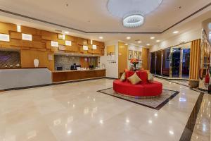 منطقة الاستقبال أو اللوبي في Phoenicia Tower Hotel And Spa