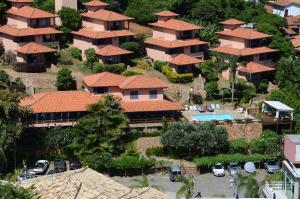A bird's-eye view of Aguazul Pousada Buzios