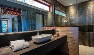 A bathroom at Canto do Irere - Boutique Hotel