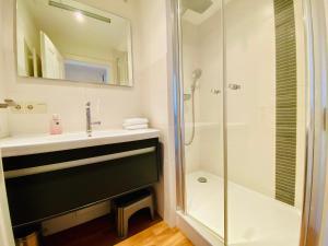 Ein Badezimmer in der Unterkunft Villa Anna - Vis à vis