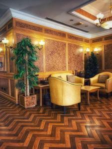 O saguão ou recepção de Mansour Plaza Hotel Apartments