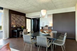 Dining area in a szállodákat