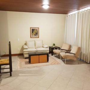 Гостиная зона в Hotel Meaípe