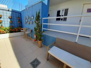 A balcony or terrace at More Só