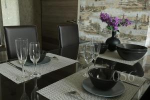 Ресторан / где поесть в Apartment Bereg Kazanki