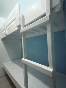 A bunk bed or bunk beds in a room at Fabuluz Luxury at Princess Place