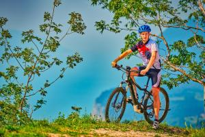 Biking at or in the surroundings of Hotel Le Balze - Aktiv & Wellness