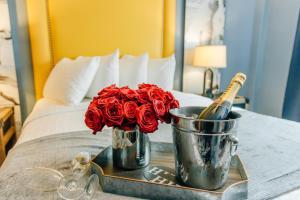 Drinks at Hollander Hotel - Downtown St. Petersburg