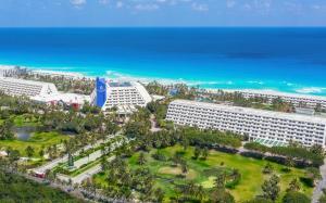 Grand Oasis Cancun - All Inclusive a vista de pájaro