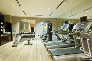 The fitness center and/or fitness facilities at Mansion on Forsyth Park, Kessler Collection