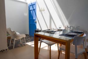 A bathroom at Azulado Jericó