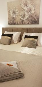 Postel nebo postele na pokoji v ubytování Apartman ARINA