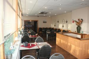 Restaurant ou autre lieu de restauration dans l'établissement Zorn Hotel Duinlust