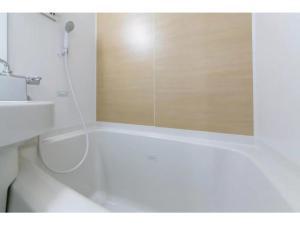 A bathroom at R&B Hotel Shin Osaka Kitaguchi - Vacation STAY 15208v