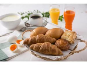 Breakfast options available to guests at R&B Hotel Shin Osaka Kitaguchi - Vacation STAY 15208v