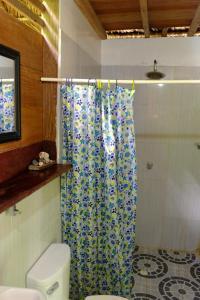 A bathroom at Kachikine