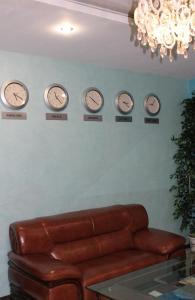 Лобби или стойка регистрации в Отель Афалина