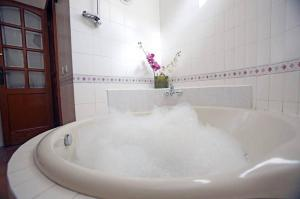 Een badkamer bij Vip Villas - Caleta Dorada