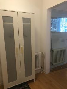 Ein Badezimmer in der Unterkunft Business meets Düsseldorf Apartments