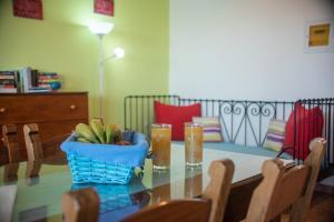 Εστιατόριο ή άλλο μέρος για φαγητό στο Villa Dina Apartments