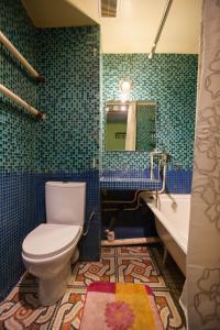 Ванная комната в Standard Brusnika Apartments Vykhino
