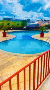 The swimming pool at or near Nacional Inn Campinas Trevo