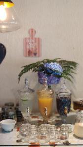 Drinks at Hotel Pousada do Conde