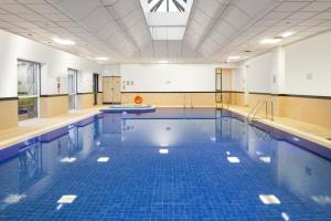 The swimming pool at or near Crowne Plaza Glasgow, an IHG Hotel