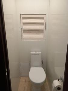 Ванная комната в Apartment on Lenina 55