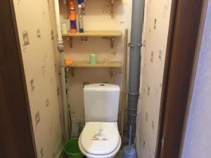 Ванная комната в Apartment Nagibina