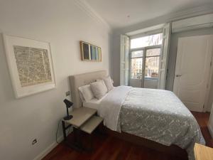 Cama o camas de una habitación en I19 - One Bedroom Apartment