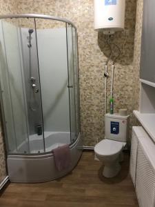 Ванная комната в Central'naya