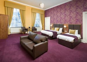 A room at Ballantrae Hotel