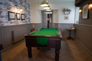 A pool table at The Seale Arms
